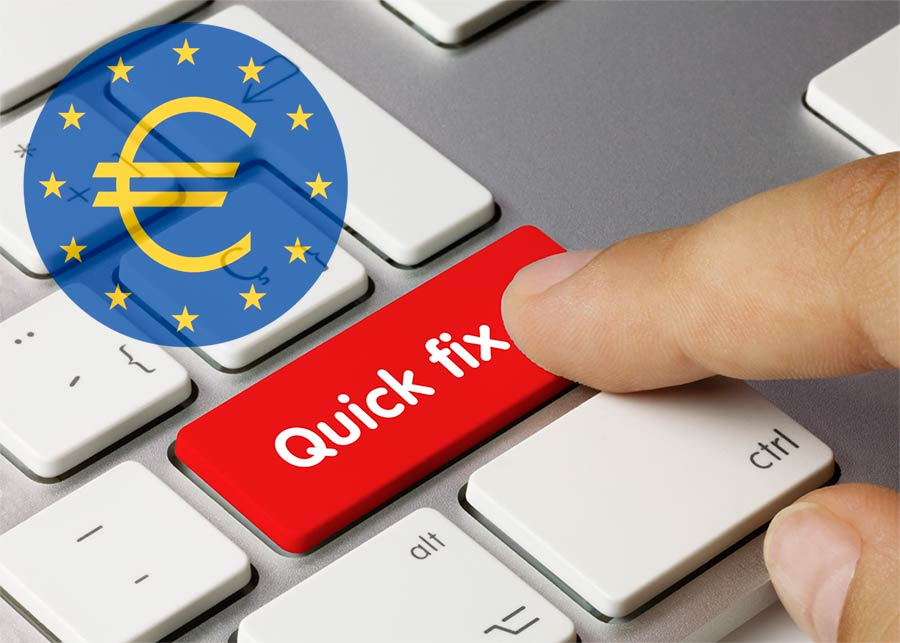 Quick Fixes: IVA simplificado para los transporte intracomunitarios en la EU
